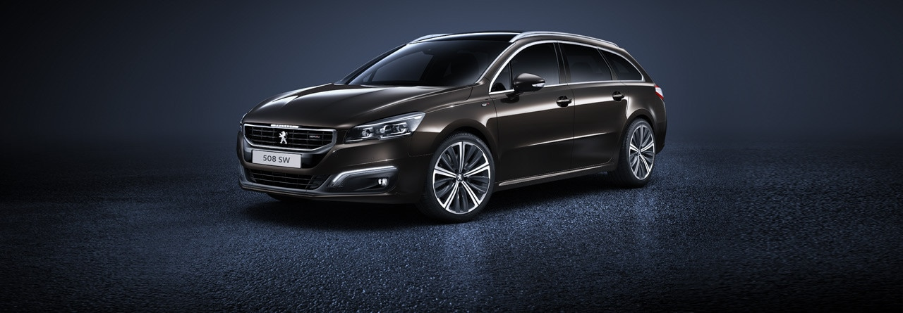 peugeot 508 sw the comfortable executive family estate car. Black Bedroom Furniture Sets. Home Design Ideas