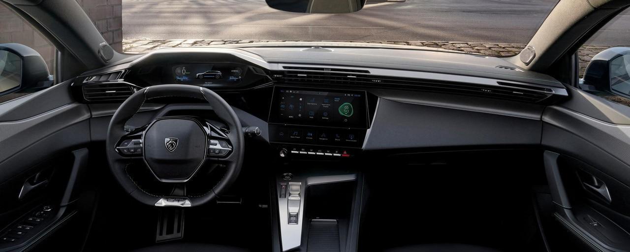 New Peugeot 308 SW i-Cockpit