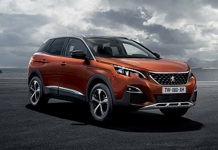 Discover The New Peugeot 3008 Suv Peugeot Ireland