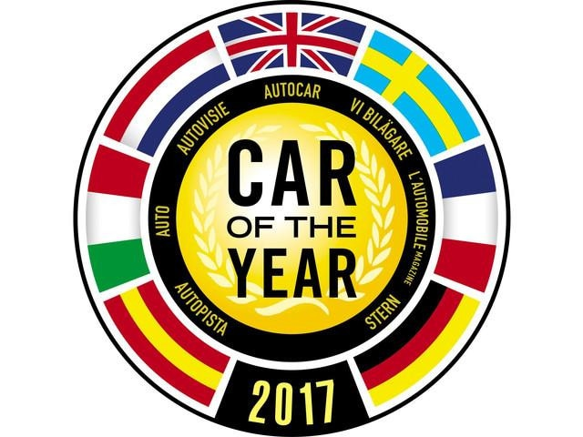 Car of the year logo 2017