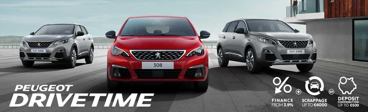 Peugeot 202 drivetime offers article image