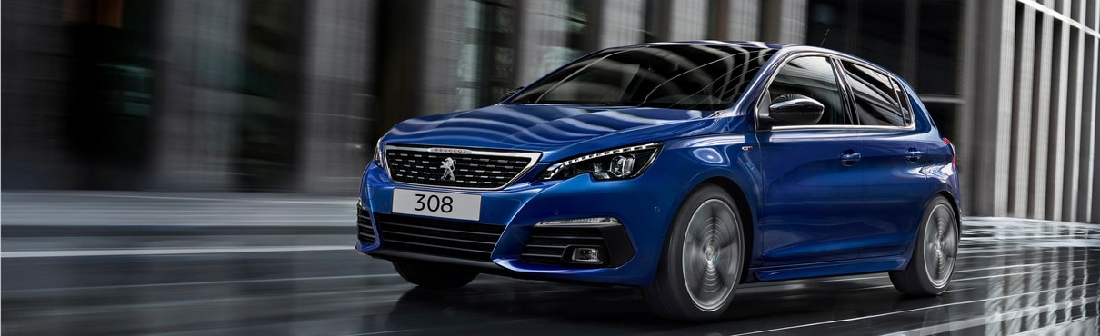New Peugeot 308 Cover