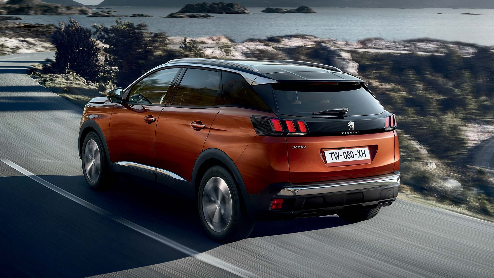 discover the new peugeot 3008 suv - peugeot ireland
