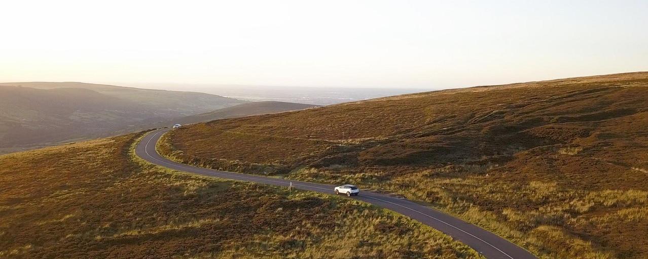Reconnection Series - Co. Dublin - Dublin Viewpoint - Peugeot e2008 SUV