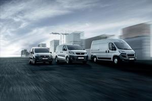 Peugeot professionnel gamme VU